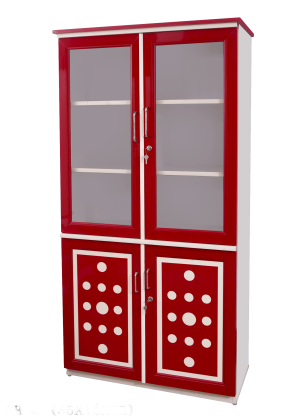 Wardrobe Smart PVC Furniture